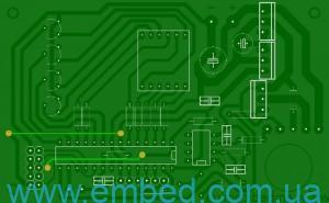 схема устройства цифровой индикации